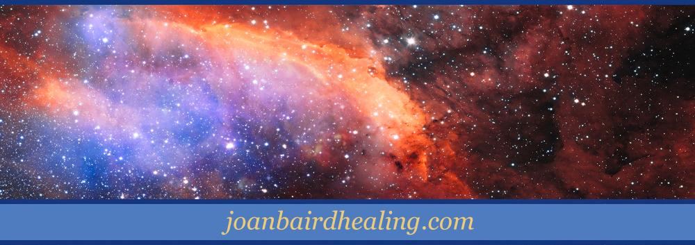 Joan Baird Healing Logo